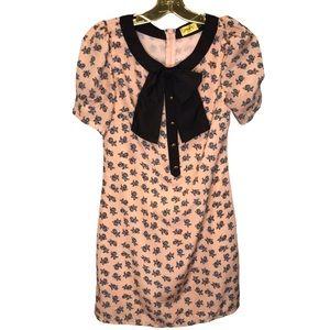 Max C London Cute Kitty Dress sz S